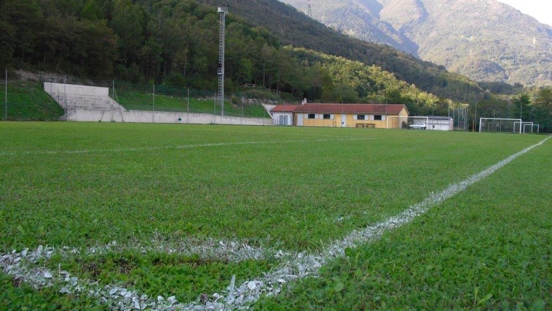 Campo da calcio per ritiri estivi