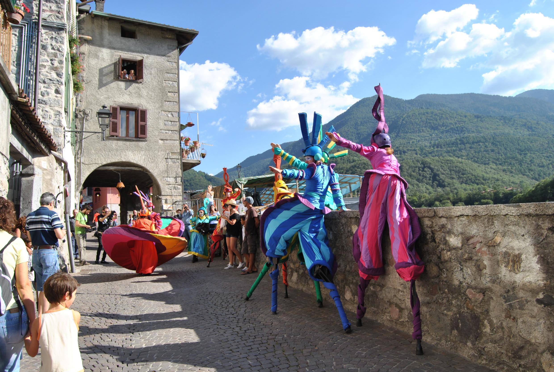 borghi in festa mostre mercato in vallecamonica