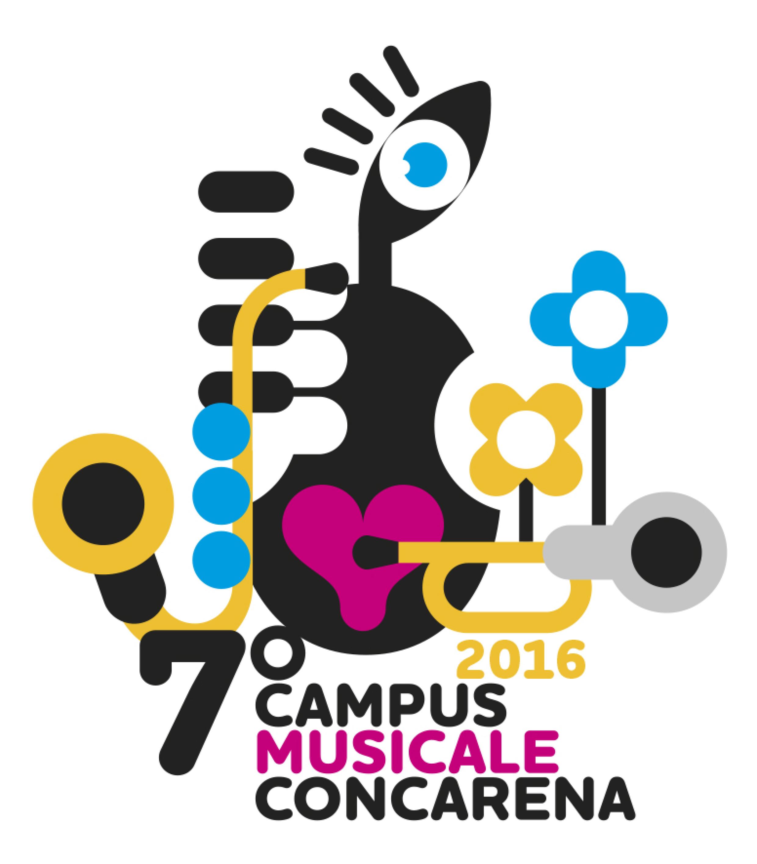7° edizione Campus Musicale Concarena 3-15 luglio 2016