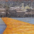 Il ponte di Christo sul Lago di Iseo