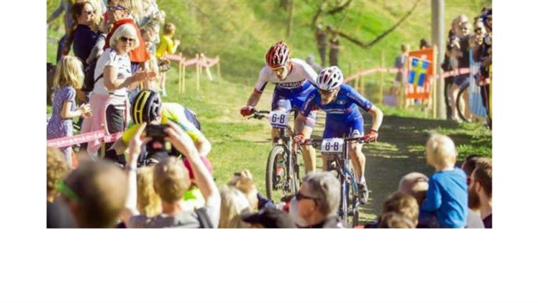 campionati europei di MTB in Vallecamonica dal 27 al 30 luglio 2017