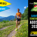 FLETTA TRAIL 1-2 AGOSTO 2020